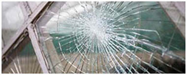 Bognor Regis Smashed Glass